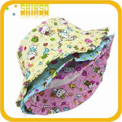 Equipado Balde de algodão tampas de bebé (BH013SST)