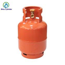 Cilindro di piccola dimensione del propano del serbatoio di gas del cilindro di prezzi bassi GPL della fabbrica per il commercio all'ingrosso