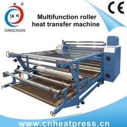 Appuyez sur la touche de chaleur de la Machine à rouleaux