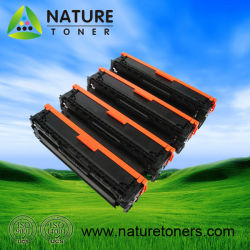 Kleur Toner Cartridge voor PK CB540A, CB541A, CB542A, CB543A