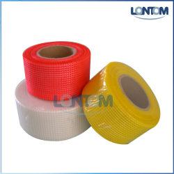 Résistant aux alcalins auto-adhésif Bande de maille de fibre de verre