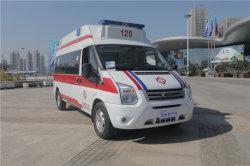A Ford 2.0T ambulância do Hospital de ambulância Diesel