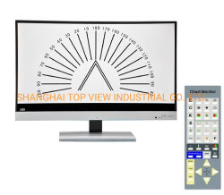 Gráfico de olho de acuidade visual exame CM-1900C LCD Monitor gráfico