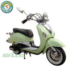 Sport 50cc motocicleta bicicleta china Mini scooter del gas Retro 50-4 (Euro 4)