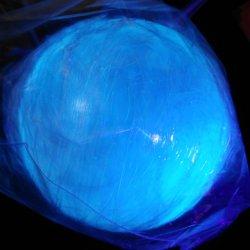 アクリルの球をごまかす明確な紫外線接触