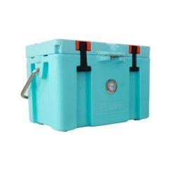 잠그기를 가진 방수 옥외 휴대용 약 냉각기 상자