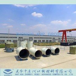 Wasserbehandlung oder Chemikalien-saurer Behälter-Sammelbehälter - GRP/FRP