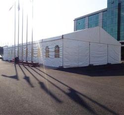 خيمة حفلة زفاف بيضاء كبيرة في الهواء الطلق للبيع