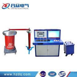 Testador Hipot Power-Frequency Descarga Parcial do equipamento de teste