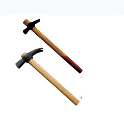 Mattock, Pick, Pickaxe, Pick-Hoe, Steel Pickaxe, Geproduceerd in China P415A