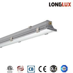 Dispositif d'éclairage fluorescent industrielle luminaire avec ballast magnétique