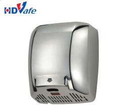 Voltaje Universal Global 110V 220V, secador de manos automático de alta velocidad con filtro HEPA