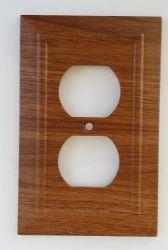 木の終了する装飾者スイッチ版カバー