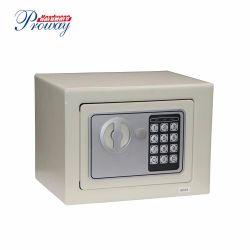 Segurança de aço cofre digital portátil para viagens/home/Office Aprovado pela CE