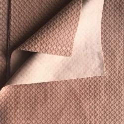 Tissu de nylon ordinaire flocage canapé en tissu décorative