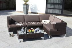El chino moderno interior y exterior de aluminio termolacado sofá muebles para jardín piscina del hotel