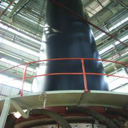 Membrana d'impermeabilizzazione dell'HDPE nero in alta qualità