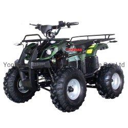 大人の電気60Vシャフトドライブのクォードのバイク4の荷車引き電気ATV 1000W 1200W 1500W