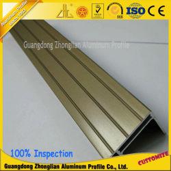 Extrusão de alumínio anodizado de alta qualidade da Estrutura do painel solar
