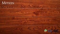 Planchers de bois solide Mcsw-12, la Russie originaux Naturial Oak Flooring