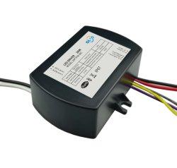 40W Boîtier en plastique IP67 étanche 0-10V programmable/Gradation PWM/Timer Mode de commutation AC/DC Driver de LED Alimentation CV UL