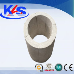 La perlita la perlita expandida y tubo de aislamiento térmico para tuberías
