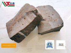 Recycledlatex caoutchouc recyclé de caoutchouc naturel de l'environnement force Rubberhigh recyclés de caoutchouc naturel noir de caoutchouc naturel, seul l'adhésif en caoutchouc recyclé