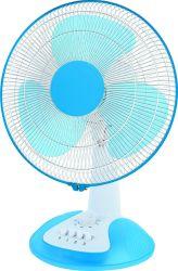 12 de 3-snelheid van de duim de ultra Stille Ventilator van het Bureau van de Bovenkant van de Oscillerende Lijst