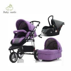 Three-Wheeled Air Transport avec le siège de bébé et Lucky Carseat Bébé