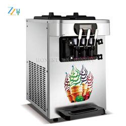 Crème glacée molle de haute qualité pour la vente de la machine