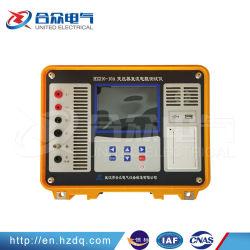 배전 변압기 시험 장비 권선 DC 저항 측정기