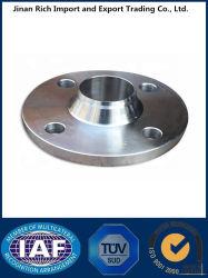Het klantgerichte ANSI rf 304L Roestvrij staal smeedde de Gelaste Flens van de Hals