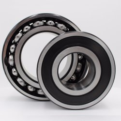 Baixo nível de ruído de alta precisão rolamento de esferas para Moto Peças da Roda