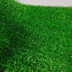 人工的な芝生30mm 9000表の重量16800の密度のホーム装飾