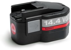 14,4 В перезаряжаемый аккумулятор для 3.3ah Fromm P323 P324 P325 P320 Strapping инструменты батарейный блок