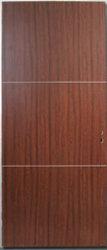 Fangda 콤팩트 합판 제품 화장실 문, 물 증거 문