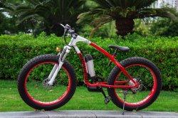 Batterie Unfoldable des Lithium-36V fetter Gummireifen-Stahlschnee-elektrisches Fahrrad mit Cer