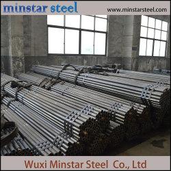 St37 ASTM A53 / A106 гр. B углерода бесшовных стальных трубопроводов