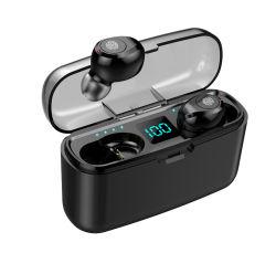 2020 presente de Natal Fones 120dB Blue tooth Mini fones de ouvido Bluetooth sem fio Blue tooth V5.0