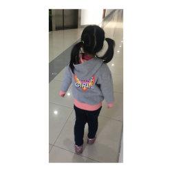 Kinder Strickjacke Zipper Fleece Mädchen Bekleidung