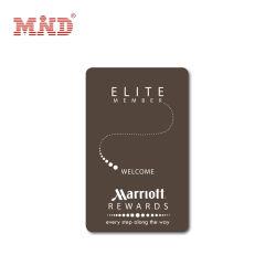 MIFARE Classic 1K 4K de la puce de carte à puce RFID 13.56MHz IC Hotel Carte clé