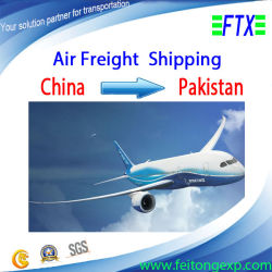 Air Freight Air Cargo da Shenzhen/ Guangzhou/Shanghai a Lahore Pakistan