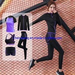 Desgaste de ioga Fitness moda Perneiras Define Mulher Senhora Ioga roupas para ginásio executando o desporto Manter a Forma