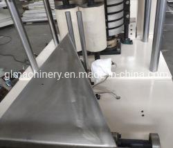 Automatische Farben-Druck-Serviette-faltende Papiermaschine der Serviette-Maschinen-zwei