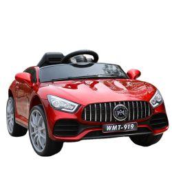 El precio barato de China Popular paseo en coche de juguete para niños 2.4G eléctrico con mando a distancia Bluetooth USB LED para niños