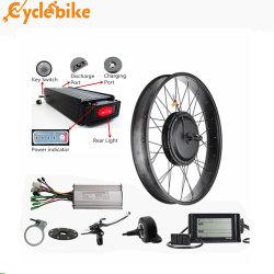 20дюйма 48V 1500W жир электрический комплект для переоборудования велосипеда для подавления жира велосипедных шин из Китая