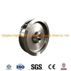 OEM Hot Forging Crane Wheel / Forging Train Wheel / Forging Wheel