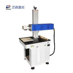 Cuoio di carta di legno della macchina della marcatura del laser del CO2 di Davi rf 30W
