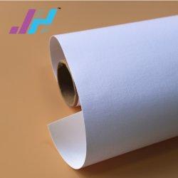 Глянцевой бумаги для струйной печати текстильный плакатный носитель из полиэфирного волокна Canvas