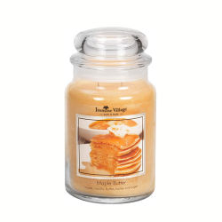 Salle de Bain et corps fonctionne Mèche en coton blanc bougie parfumée résistant aux huiles essentielles bougie Jar